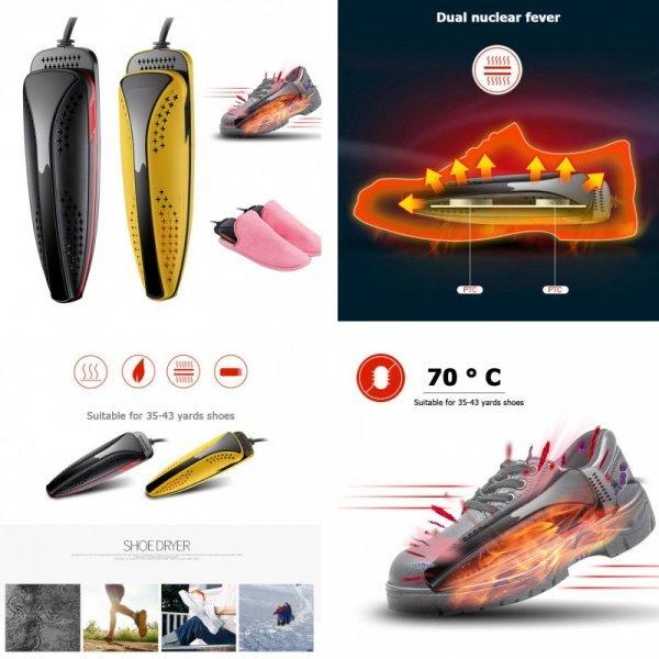 Сушилка для обуви с ультрафиолетом Alloet