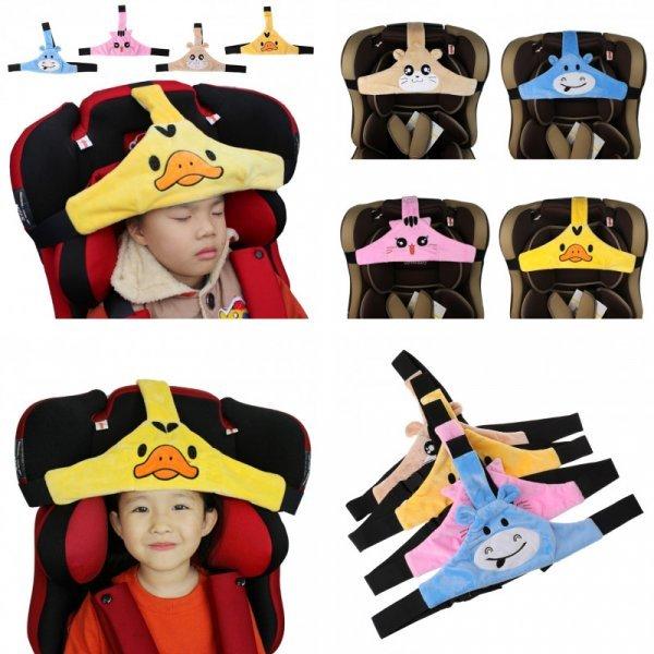Фиксатор головы для детского автокресла QILEJVS (4 цвета)