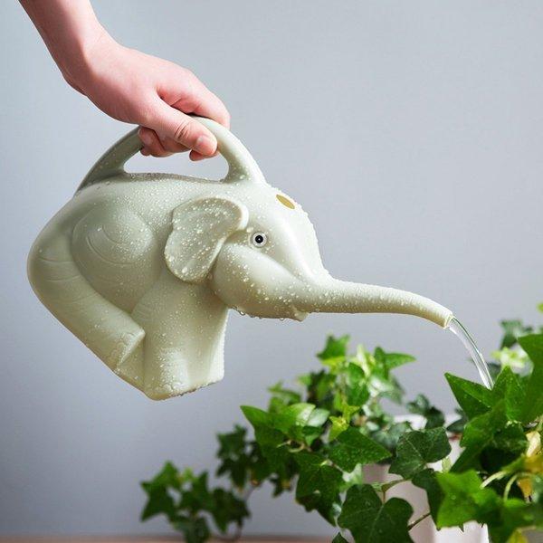Забавная Лейка Meigar в виде Слона (29*12*20 см)