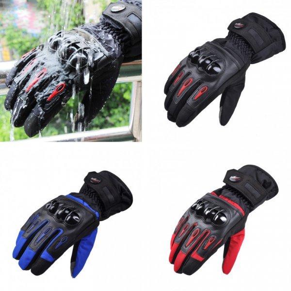 Настоящие защитные перчатки для мотокросса Riding Tribe (4 размера, 3 цвета)
