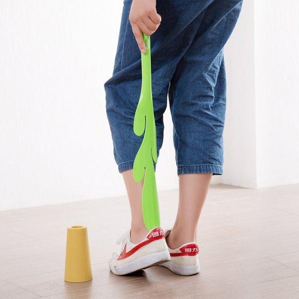 Удобный рожок для обуви Gzsmfmy в виде кактуса (51,5 см)