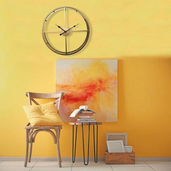 Настенные часы в гостиную (2 цвета)