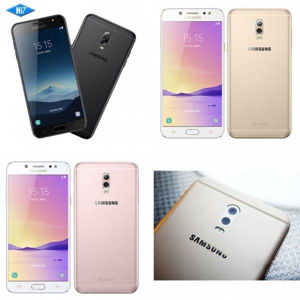 "Супер смартфон Samsung Galaxy C8 5.5"" на 2 Симки"