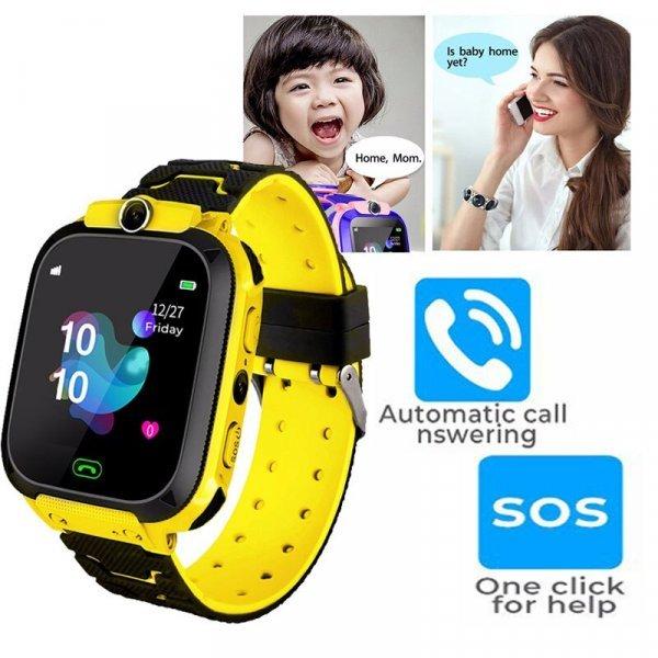 Смарт часы для детей HESTIA