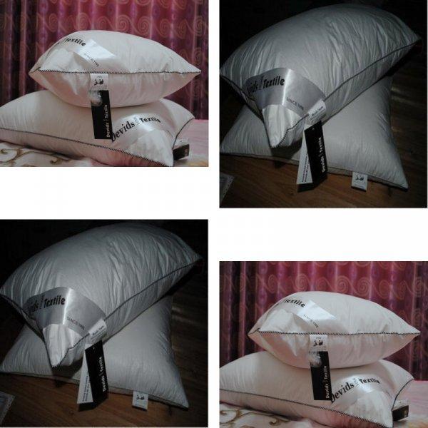 Воздушная подушка с 100% гусиным пухом SHERA.B.K (48*74 см)