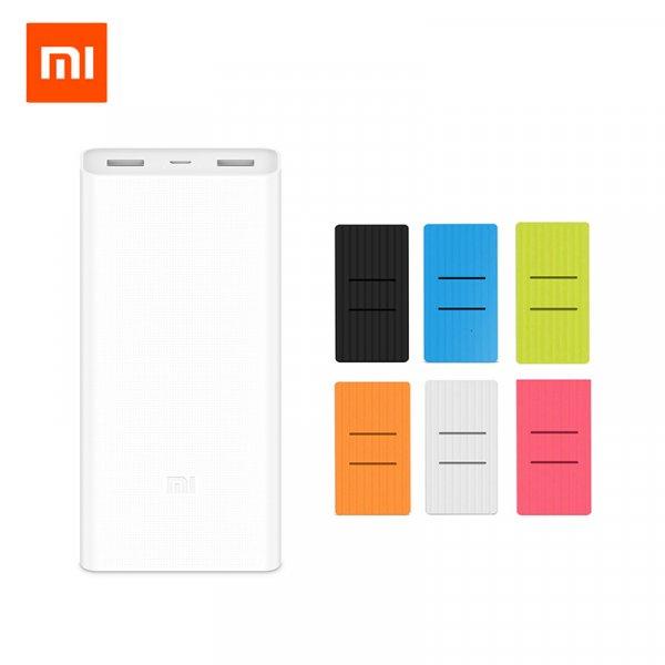 Быстро заряди свой телефон с Пауэр Банк Xiaomi Mi 20000 мАч