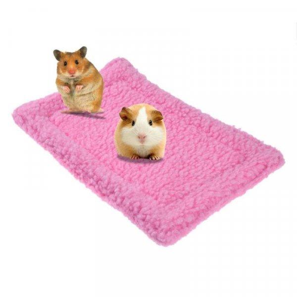 Флисовый коврик для маленьких лежебок (6 цветов)