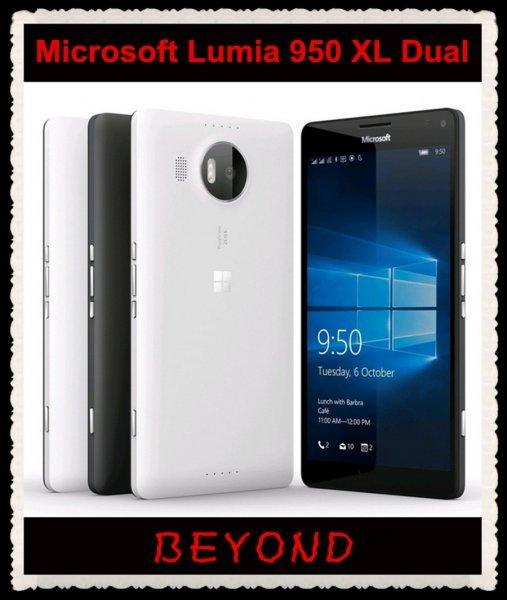 Смартфон Microsoft Lumia 950 XL Dual SIM LTE 5,7 '' 20MP Octa Core