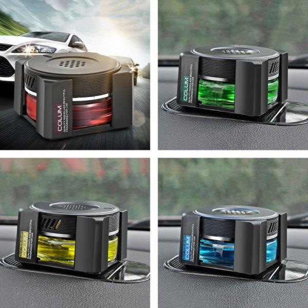 Ароматный освежитель воздуха в машину (3 запаха)