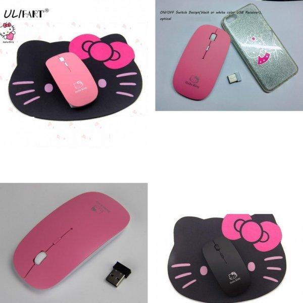 Легкая беспроводная Мышь Ulifart  для нее (2.4 г)