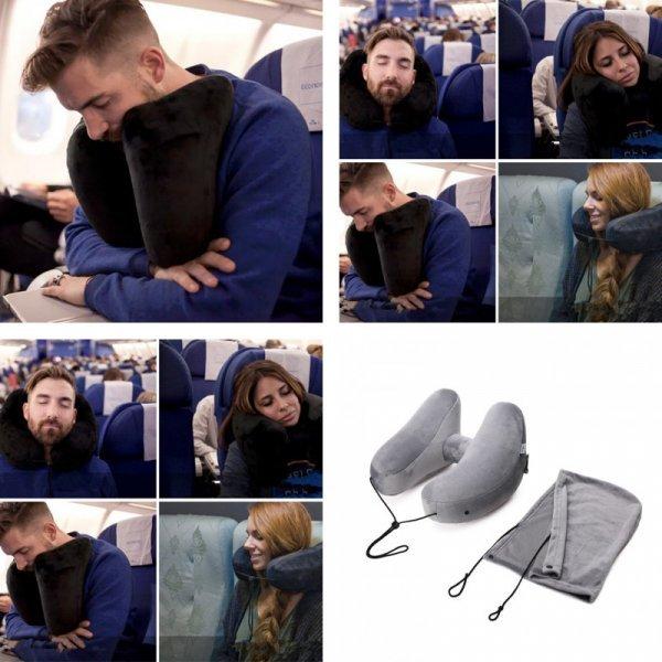Подушка для путешествий JUSS FORT (4 цвета)
