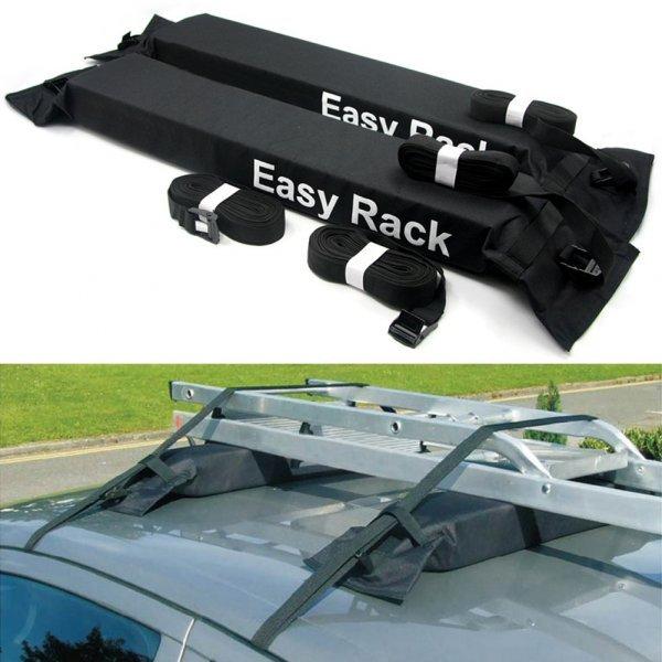Багажник с мягкой подушкой KKMOON (60 кг)