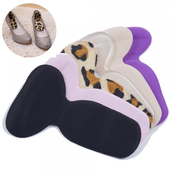 Мягкий подпятник для туфель HEALMEYOU (6 цветов, пара, 14*8,5 см)