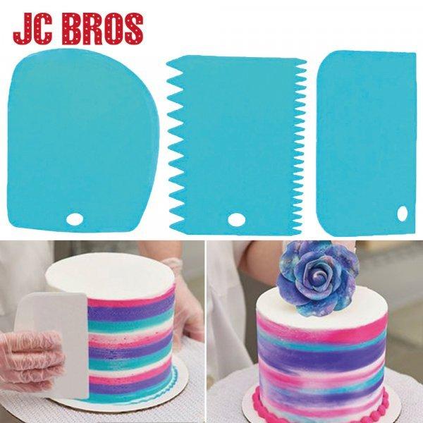 Набор шпателей для идеального торта JC BROS (3 шт)