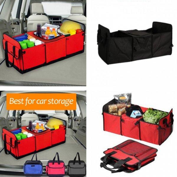 Автомобильная сумка-органайзер EAFC