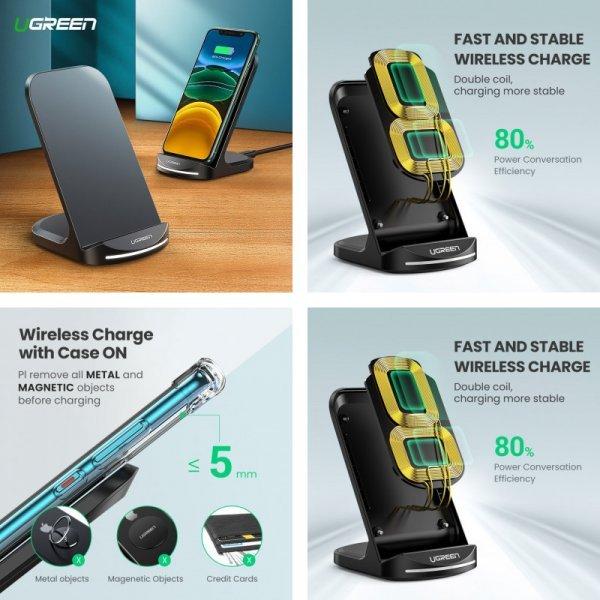 Устройство быстрой зарядки на стол Ugreen