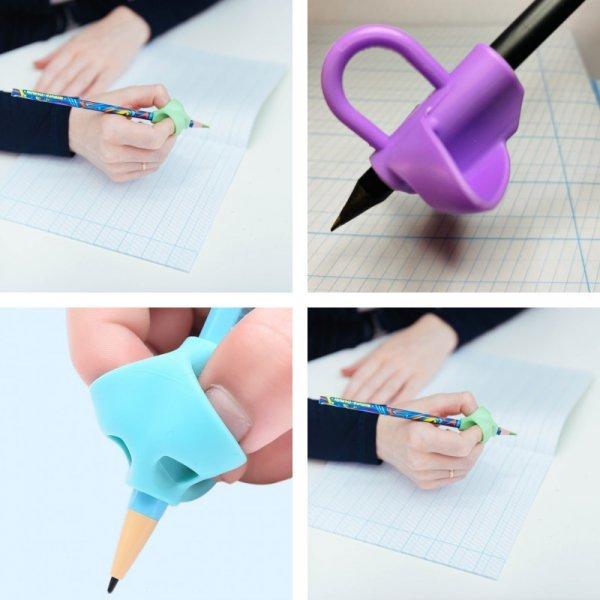 Держатель ручки и карандаша для школьника