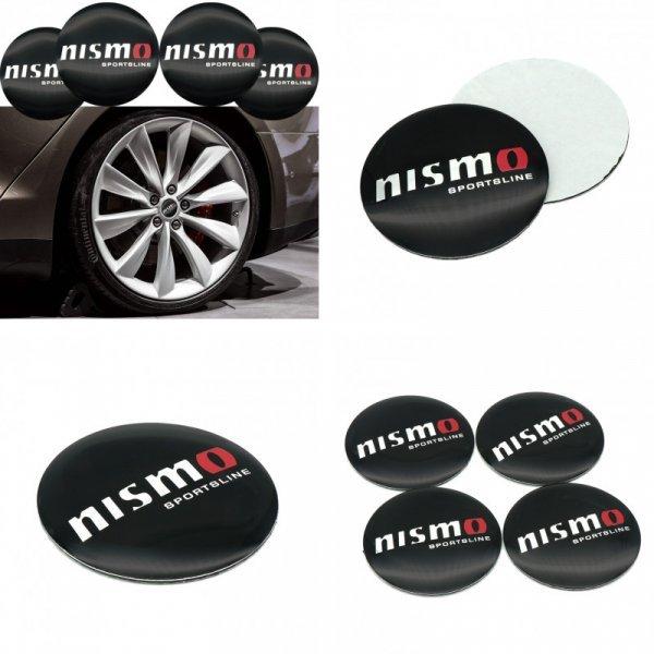Колпачки диска автомобиля WMMWM (4 шт, 56 мм)