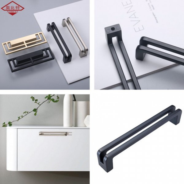Увесистые дверные ручки AOBT (8 видов)