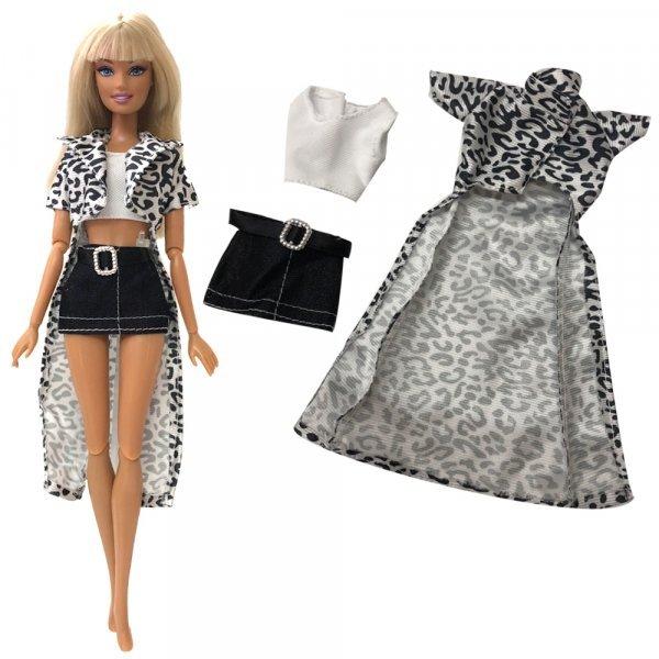 Модный комплект для куклы (3 шт, 28-30 см)