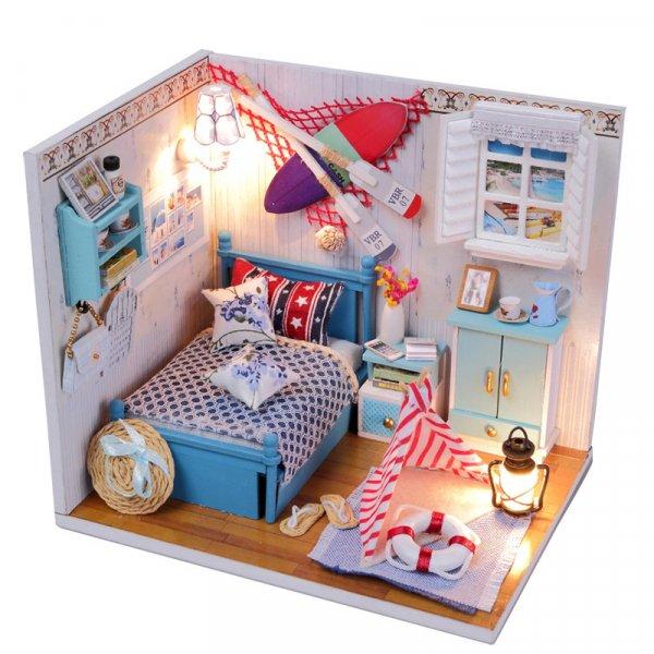 Кукольный Домик Мечты для малышек от 2-12 лет