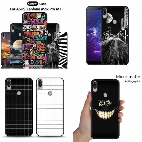 Крутой чехол для телефона ASUS Zenfone Max Pro (51 дизайн))