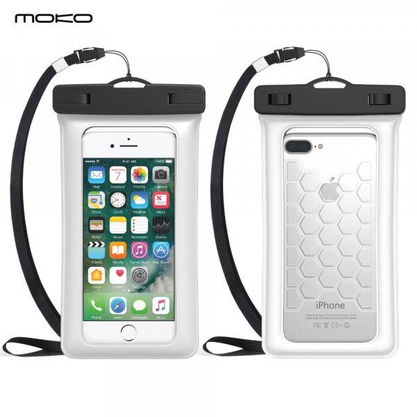 Водонепроницаемый чехол-сумка для съемок под водой (IPhone , Samsung)