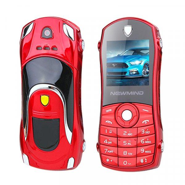 """ХИТ! Мобильный телефон Newmind F3 1.5"""" 128 МБ 2 SIM-карты (7 цветов)"""