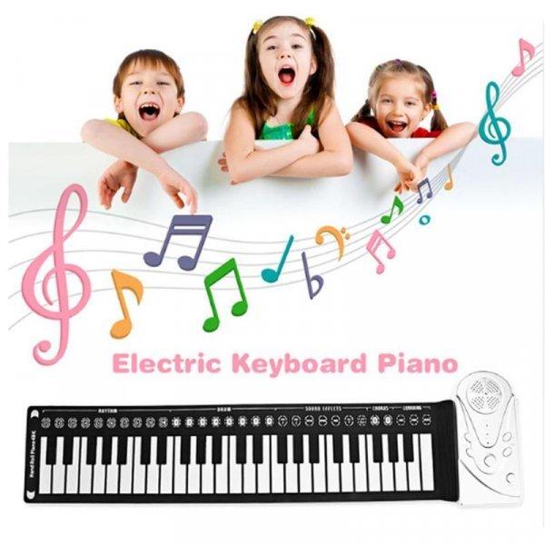 Рулонное пианино KOKKO (3 вида)