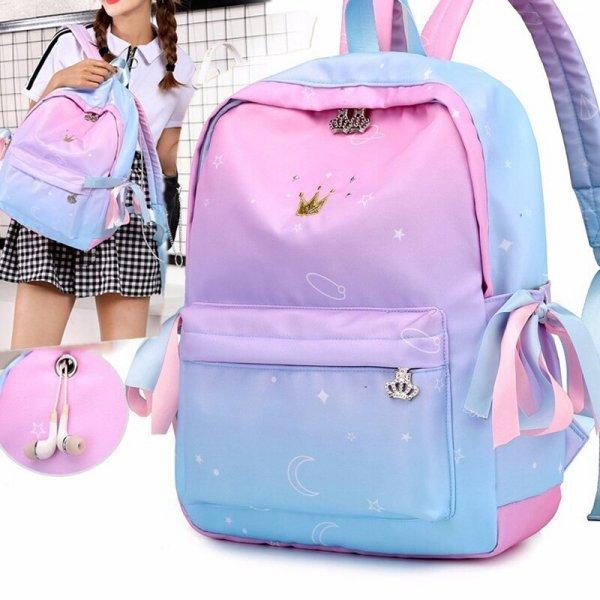 Школьный рюкзак для девочки WOVELOT (2 цвета)