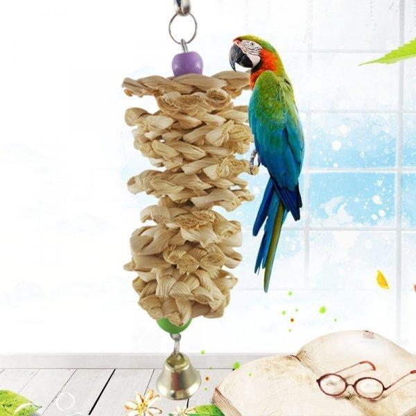 Съедобная игрушка для попугаев DesertCreations
