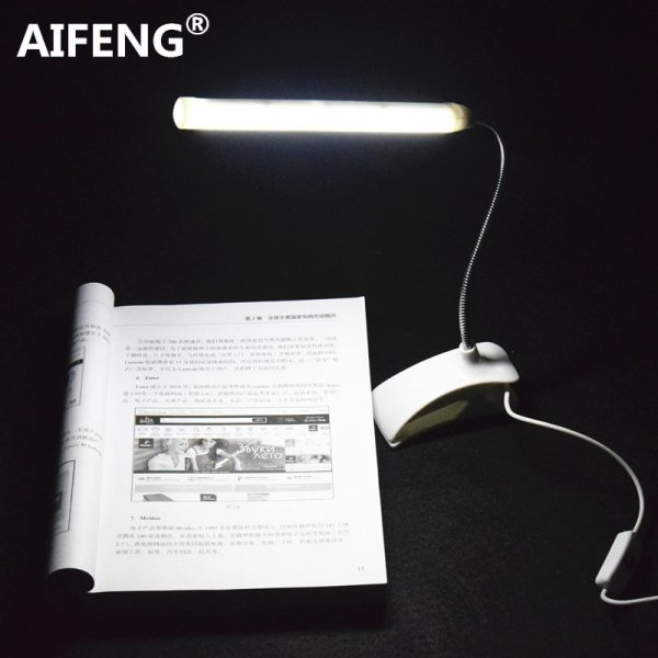 Настольная светодиодная лампа AIFENG