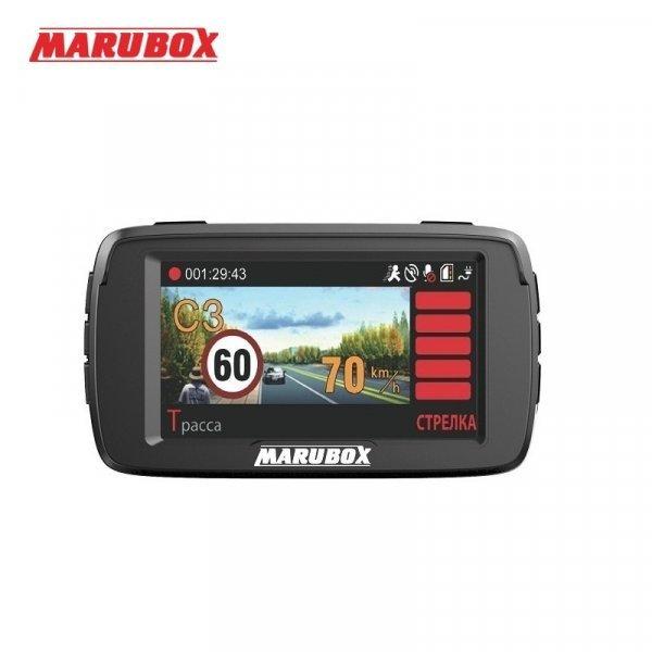 Умный видеорегистратор Marubox M600R 3 в 1 (170 градусов)