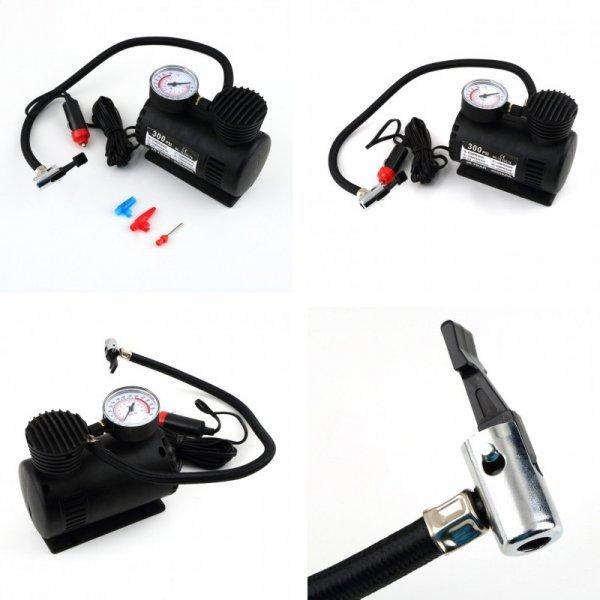 Компрессор Ectric для авто и велосипеда