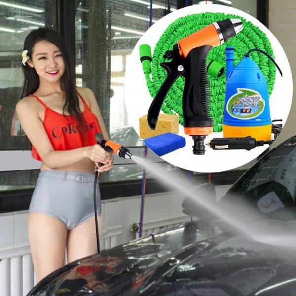 Автомойка высокого давления Dreamcar моет на 5+