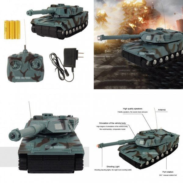 Модель танка 1:22 от EVA2KING
