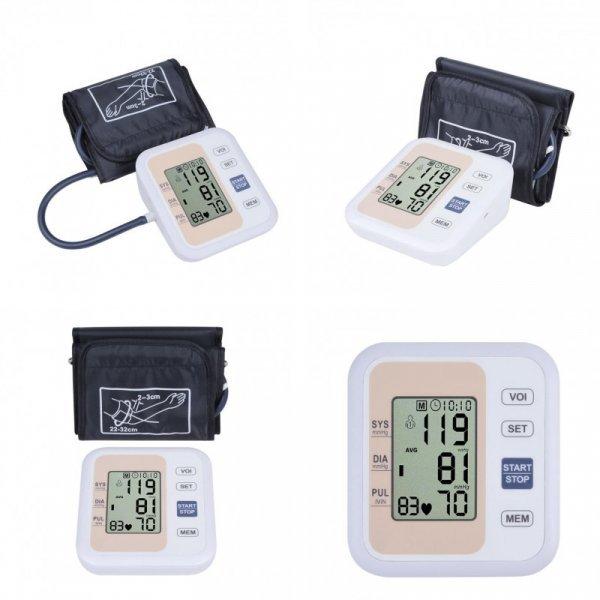 Тонометр на аккумуляторах для измерения давления