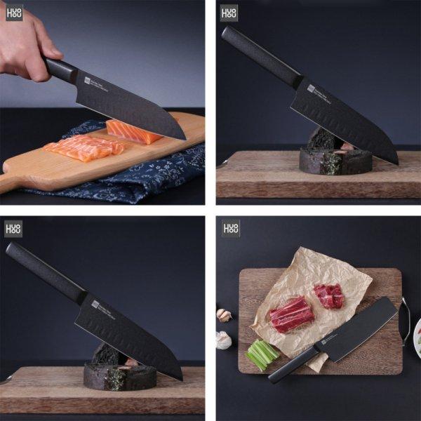 Набор ножей Xiaomi Huohou (2 шт)