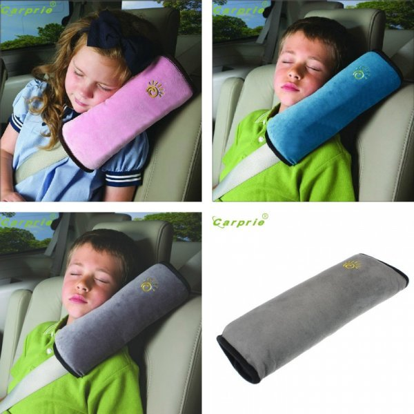 Мягкая накладка-подушка для ремня безопасности CARPRIE (3 цвета)