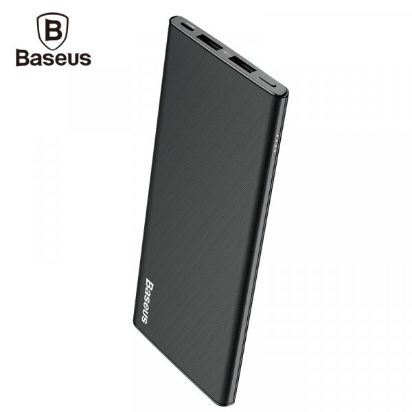 Тонкая но мощная зарядка BASEUS 10000 мАч (для Phone X 8 7 6 6 S )