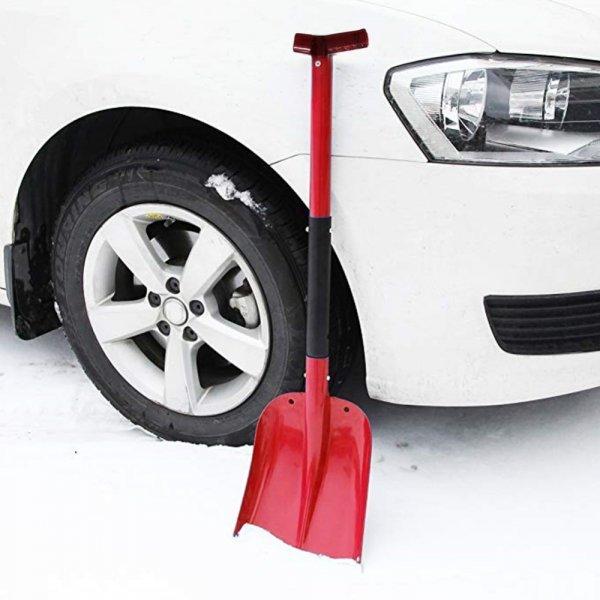 Раскладная лопата для уборки снега выручит всегда Cacoonlisteo
