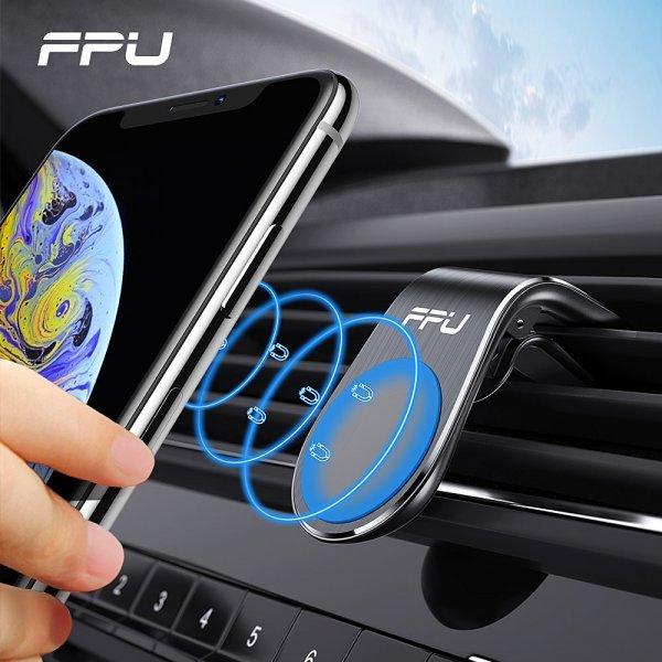 Магнитный держатель для телефона в авто FPU (2 цвета)