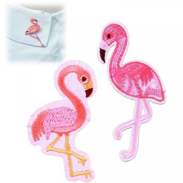 Термонаклейка Фламинго (6 видов)