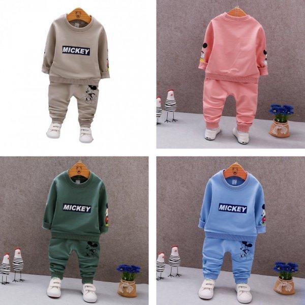 Плотный костюмчик для малышей (унисекс, 5 цветов, 6 размеров)