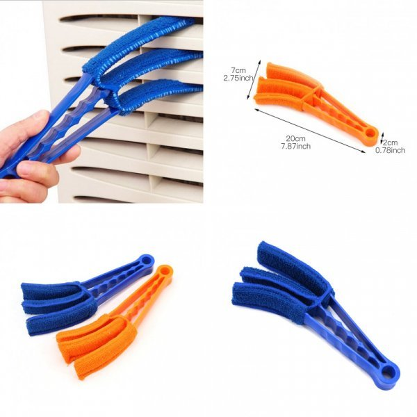 Щетка DINIWELL для чистки вентиляции или кондиционера