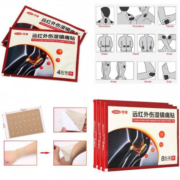 Пластырь против суставной боли Cofoe (8 шт)
