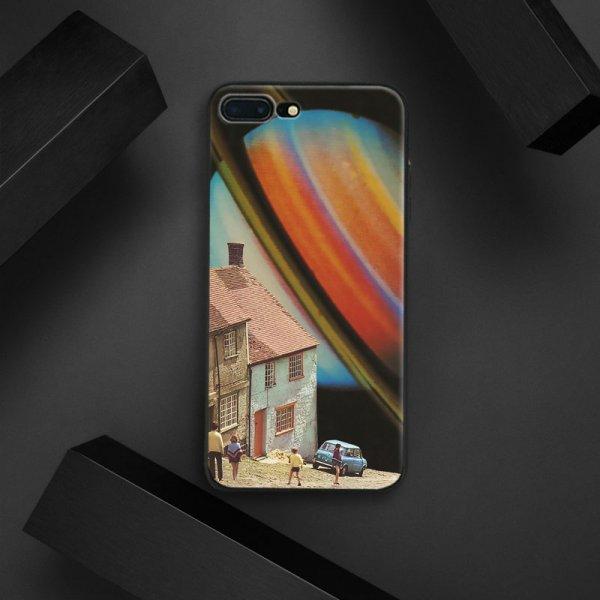 Арт чехол Пейзаж для ценителей искусства (iPhone)