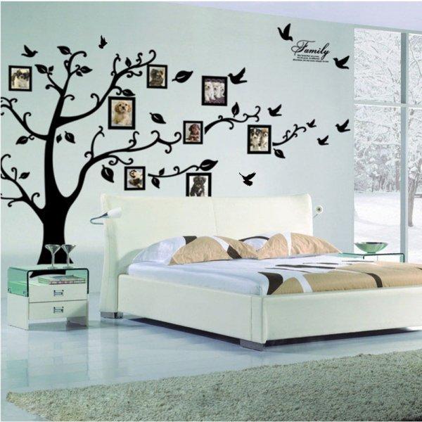 Декоративные наклейки для спальни ZOOYOO (200*250 см)