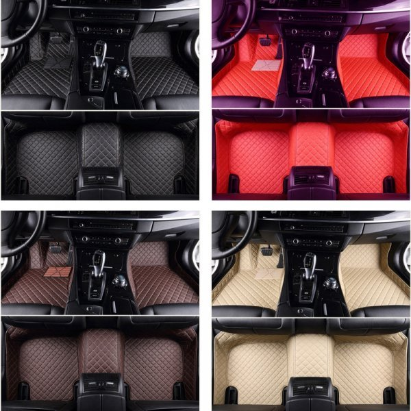 Резиновые коврики для твоего BMW (7 цветов)