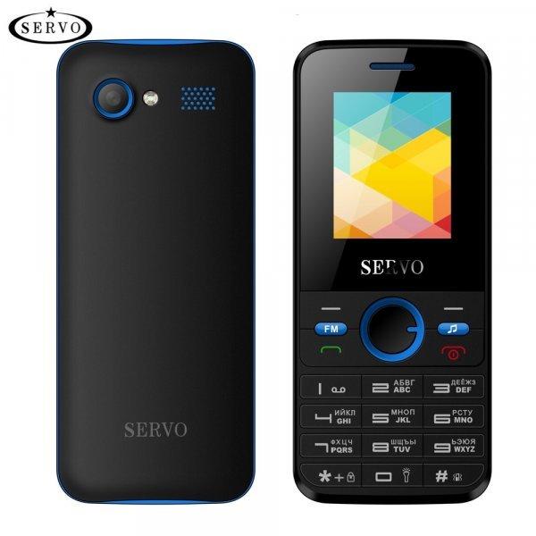 "Сотовый телефон Servo v8240 1.77"" Dual SIM GPRS"